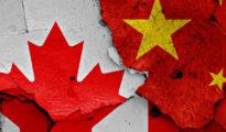 Kanada vs. Kína