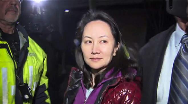 Meng Van-csout, a Huawei pénzügyi igazgatója, a cégalapító lánya