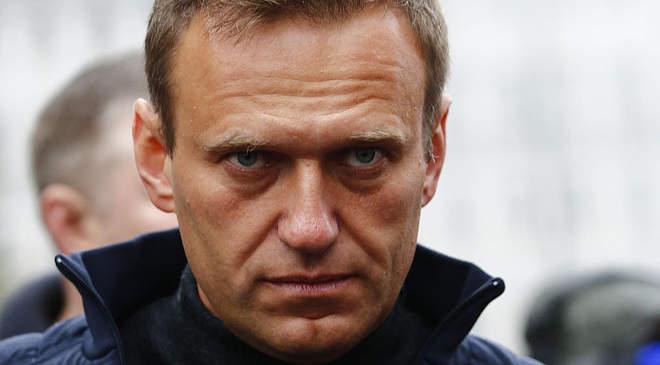 Alekszej Navalnij orosz ellenzéki politikus