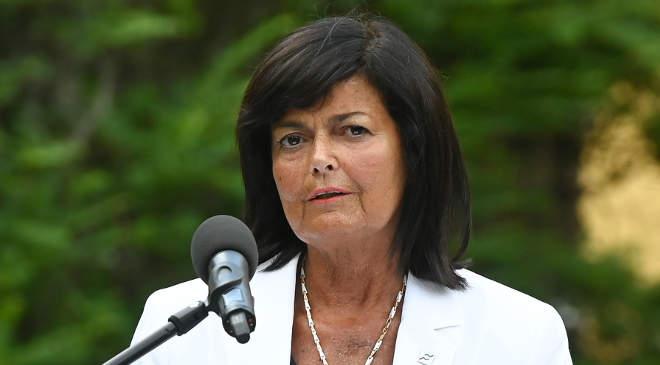 Radnainé Fogarasi Katalin, a Nemzeti Örökség Intézete (NÖRI) főigazgatója