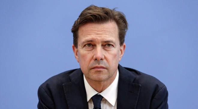 Steffen Seibert szóvivő