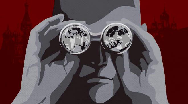 orosz kém