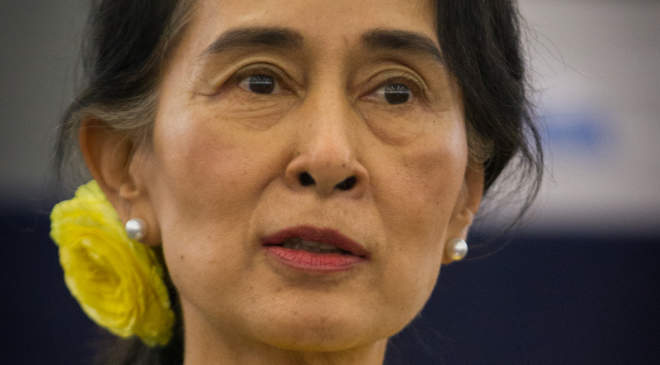 Aung Szan Szú Kji