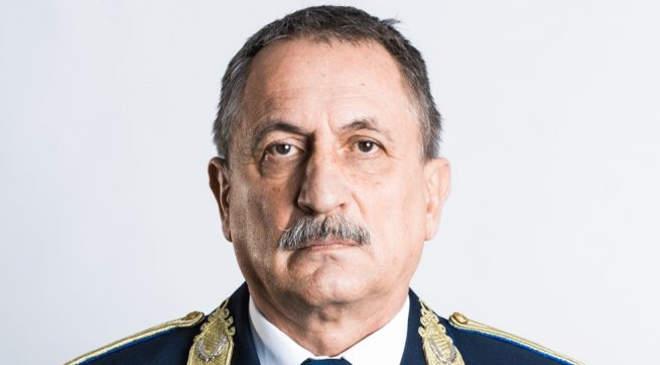 Urbán Zoltán László dandártábornok, rendőrfőkapitány