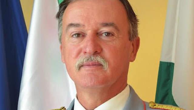 Dobson Tibor tűzoltó dandártábornok, a Magyar Tűzoltó Szövetség elnöke