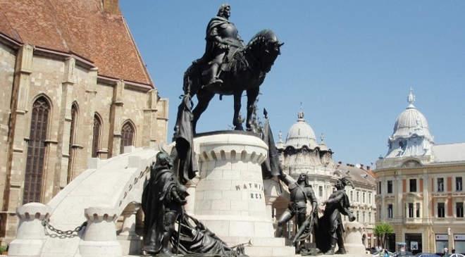 Mátyás-szoborcsoport
