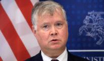 Stephen Biegun, az Egyesült Államok külügyminiszter-helyettese