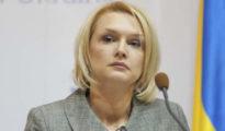 Katerina Zelenko Ukrajna külügyi szóvivője