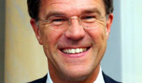 Mark Rutte, a holland fickó