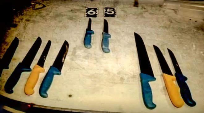 A darnozseli hentes kései