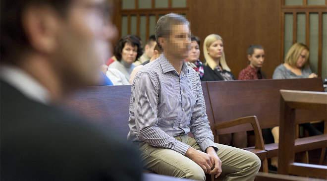 A darnózseli herceg a bíróság előtt