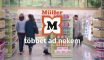 Müller Drogéria Magyarország Bt. többet ad... apró fémdarabkákkal