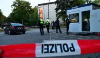 Német, antiszemita támadás