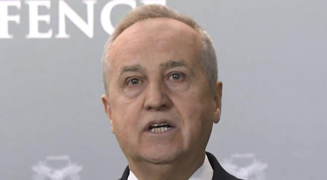 Kontrát Károly, a Belügyminisztérium parlamenti államtitkára