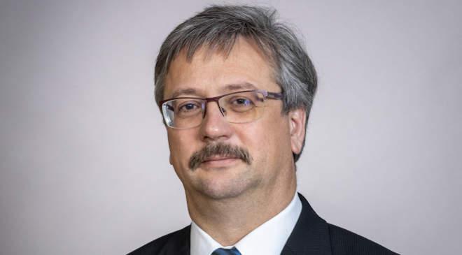Körös Norbert, a Rail Cargo Hungaria vezérigazgatója