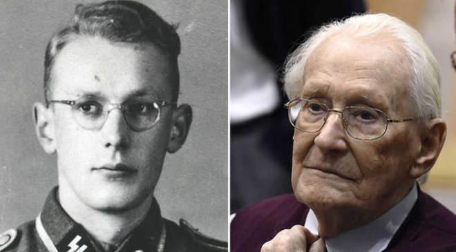 Oscar Gröning, Auschwitz volt könyvelője