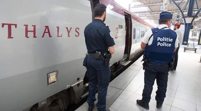 Thalys expresszvonat