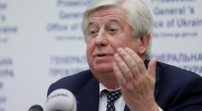 Viktor Sokin, volt ukrán főügyész