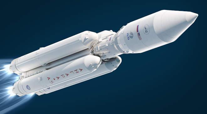 Angara-A5 rakéta