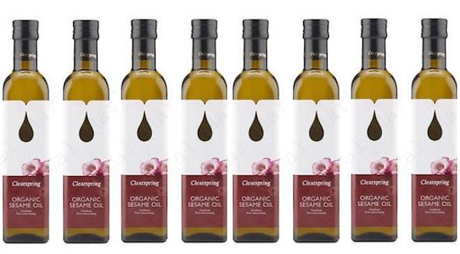 Clearspring Bio szezám olaj (Organic Sesame Oil)