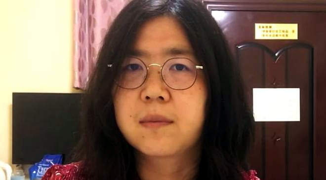 Csang Csan vuhani újságíró