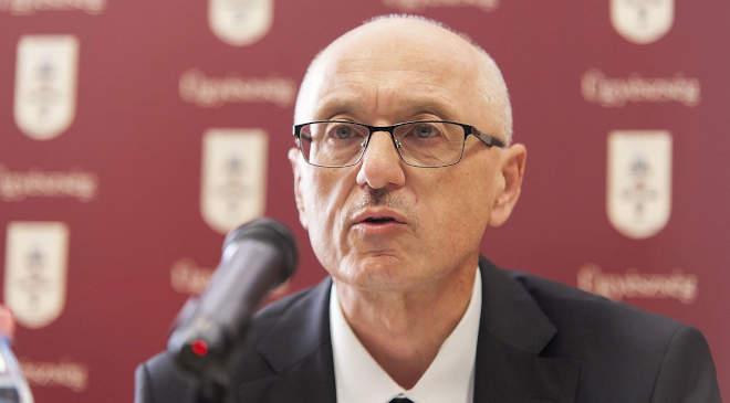 Keresztes Imre, a Központi Nyomozó Főügyészség vezetője