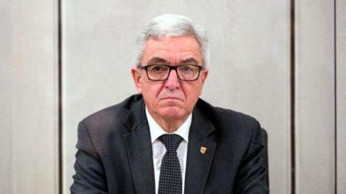 Roger Lewentz, a rajna-vidék-pfalzi tartományi belügyminiszter