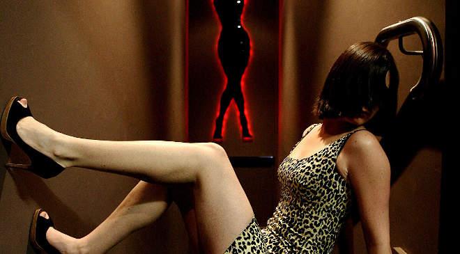kínai prostituált