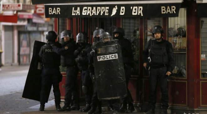 Franciaország, terrortámadás