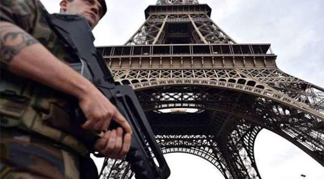 Párizs, terror