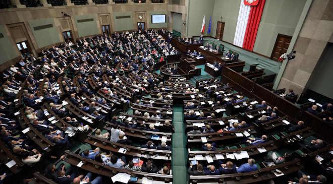 Szejm, a lengyel törvényhozás