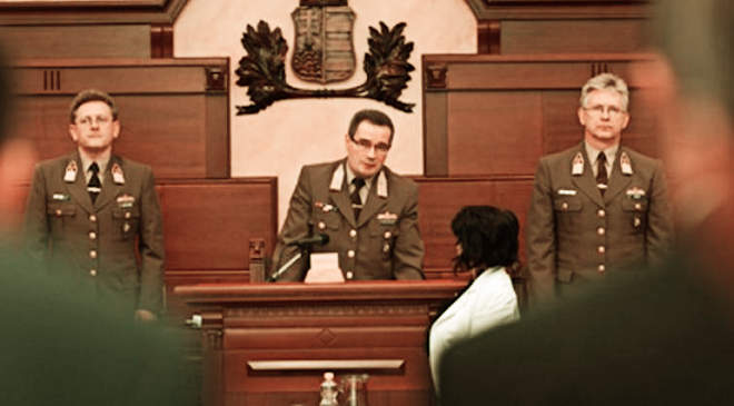 katonai bíróság