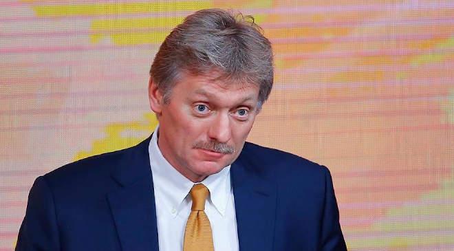 Dmitrij Peszkov, a Kreml szóvivője