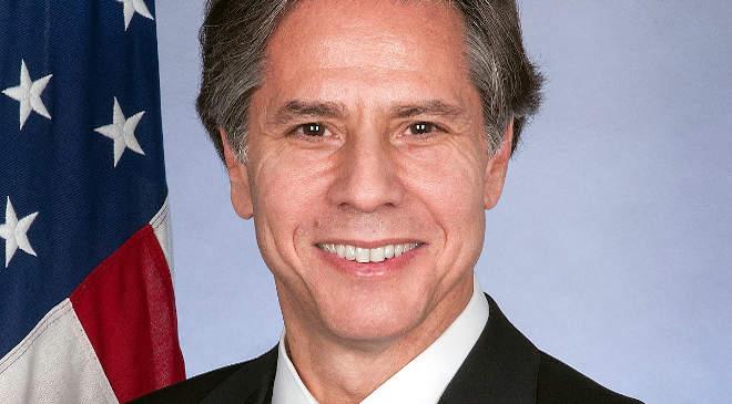 Antony Blinken amerikai külügyminiszter