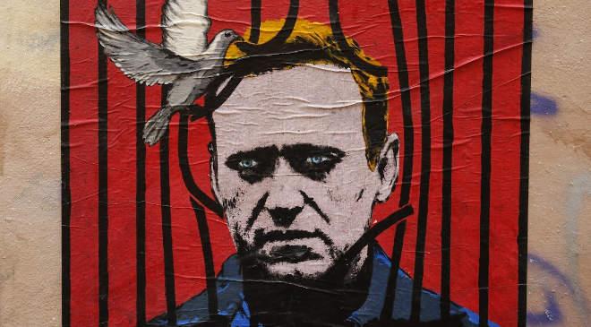 Szabadságot Navalnijnak!