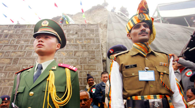 Kínai Indiai határ