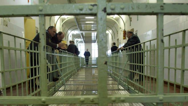 fegyház, börtön