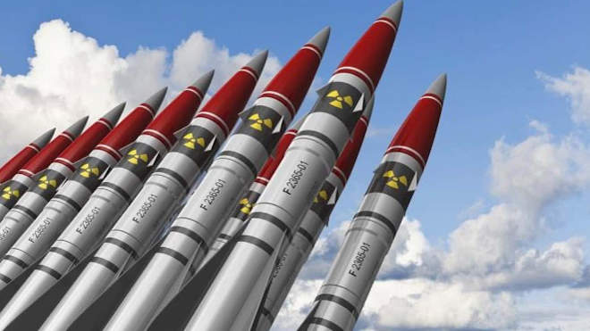 nukleáris rakéták