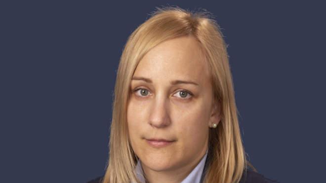 Borbély Veronika, a Komárom-Esztergom Megyei Főügyészség helyettes szóvivője