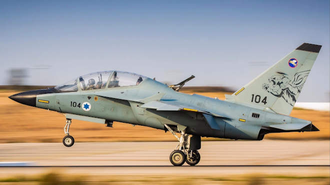 ELbit Systems M-346