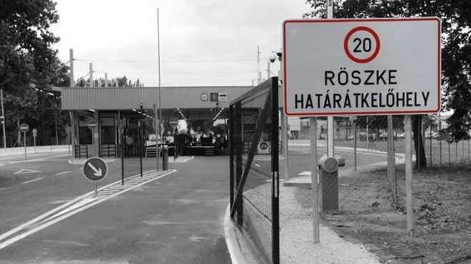 Röszke határátkelőhely