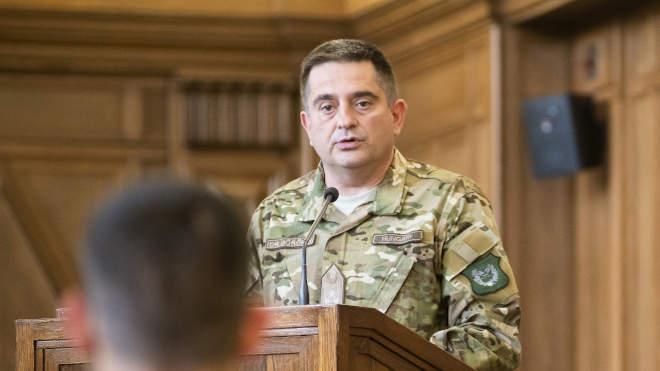 Böröndi Gábor altábornagy