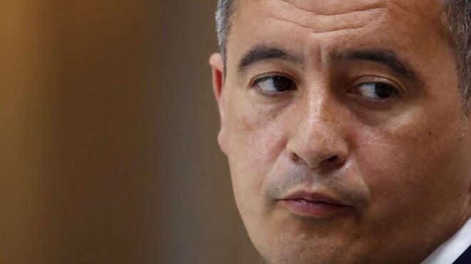 Gérald Darmanin belügyminiszter