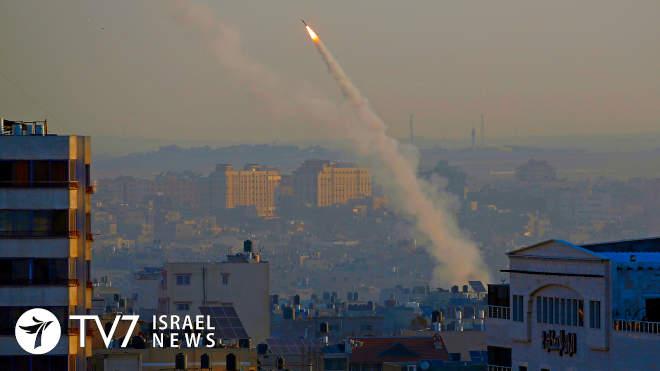 Izrael, rakéta