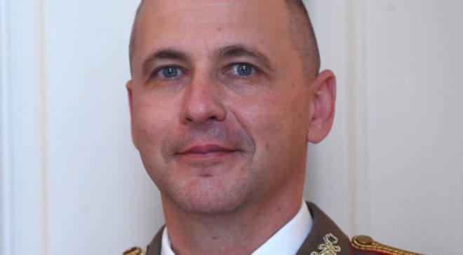Ruszin-Szendi Romulusz altábornagy, a Magyar Honvédség parancsnoka