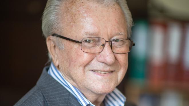 Szécsi György, a Magyar Biztonságvédelmi Egyesület elnöke