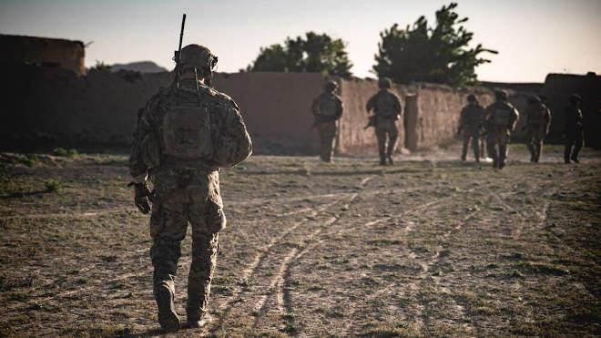 Afganisztán háború