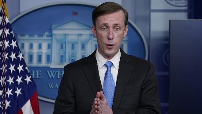 Jake Sullivan, a Fehér Ház nemzetbiztonsági tanácsadója