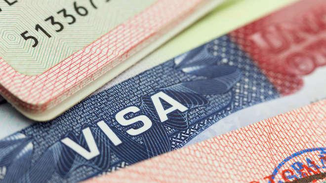 USA vízum