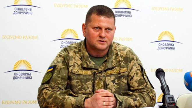 Valerij Zaluzsnij